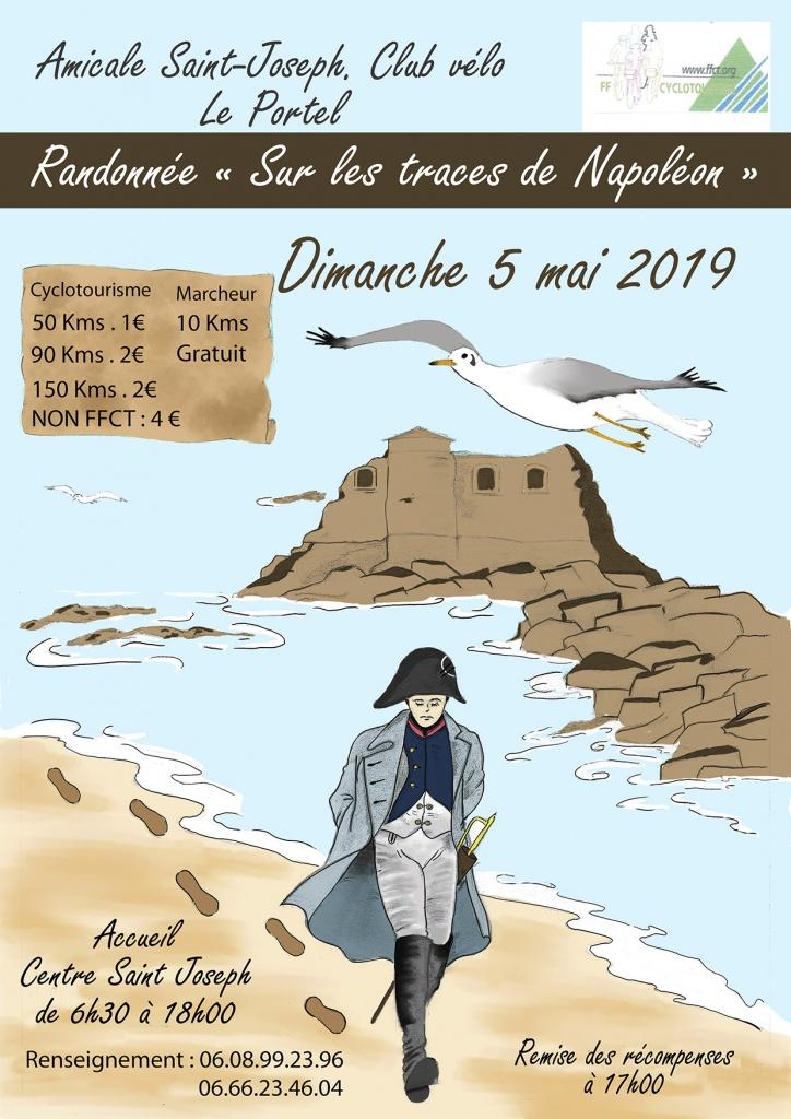 SUR LES TRACES DE NAPOLÉON 2019